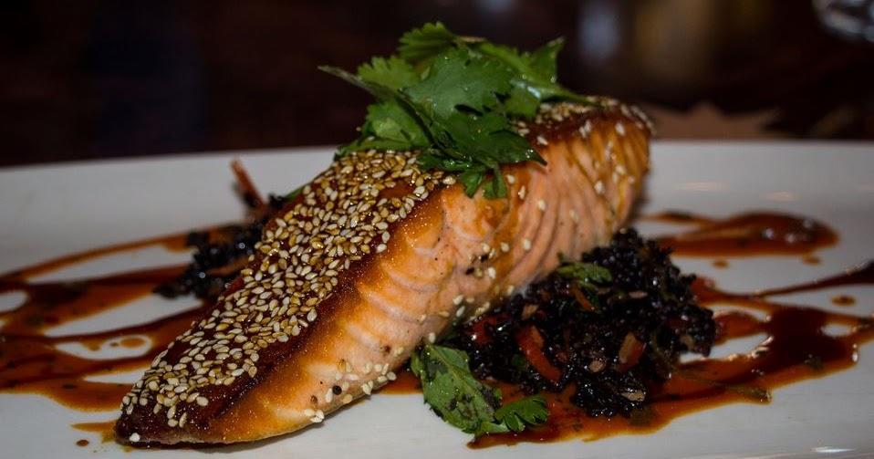 Street food cuisine du monde recette de saumon marin au - Cuisiner le gingembre ...