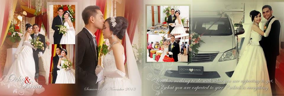 Jasa Foto Video Shooting Pernikahan Semarang