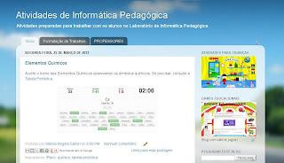 Blog da Informática Pedagógica