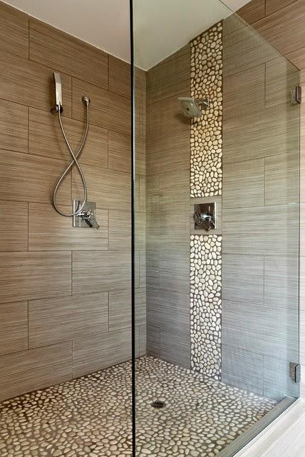 Hogares frescos 20 fascinantes ideas de dise o en duchas for Diseno de banos con ducha