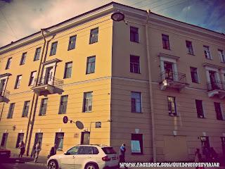 Crimen y Castigo en San Petersburgo