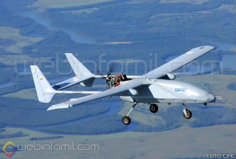 UAV IRIS COLOMBIA