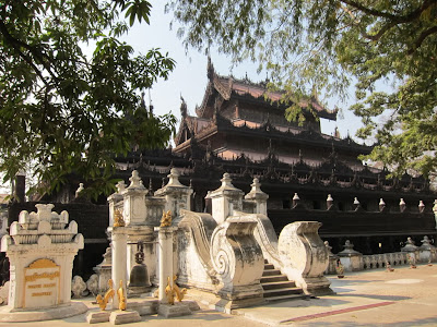 (Philippines) - Myanmar - Mandalay