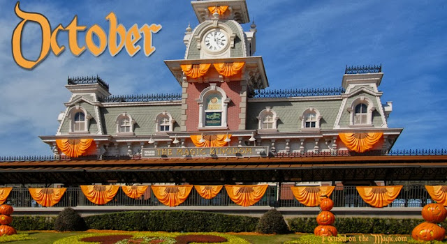 Magic Kingdom October