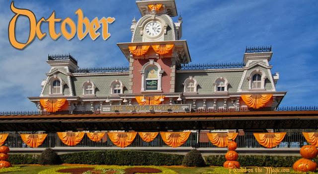 Magic Kingdom October