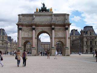 Jardín del Carrusel de París
