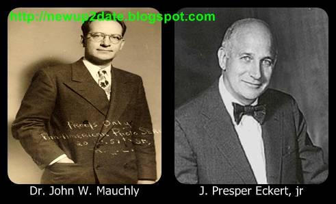 "john mauchly john presper eckert John adam presper eckert jr – ""pres"" to his friends – was born on april 9, 1919, in philadelphia, pennsylvania his father, john presper eckert, was a self-made millionaire businessman who had become wealthy in developing real estate."