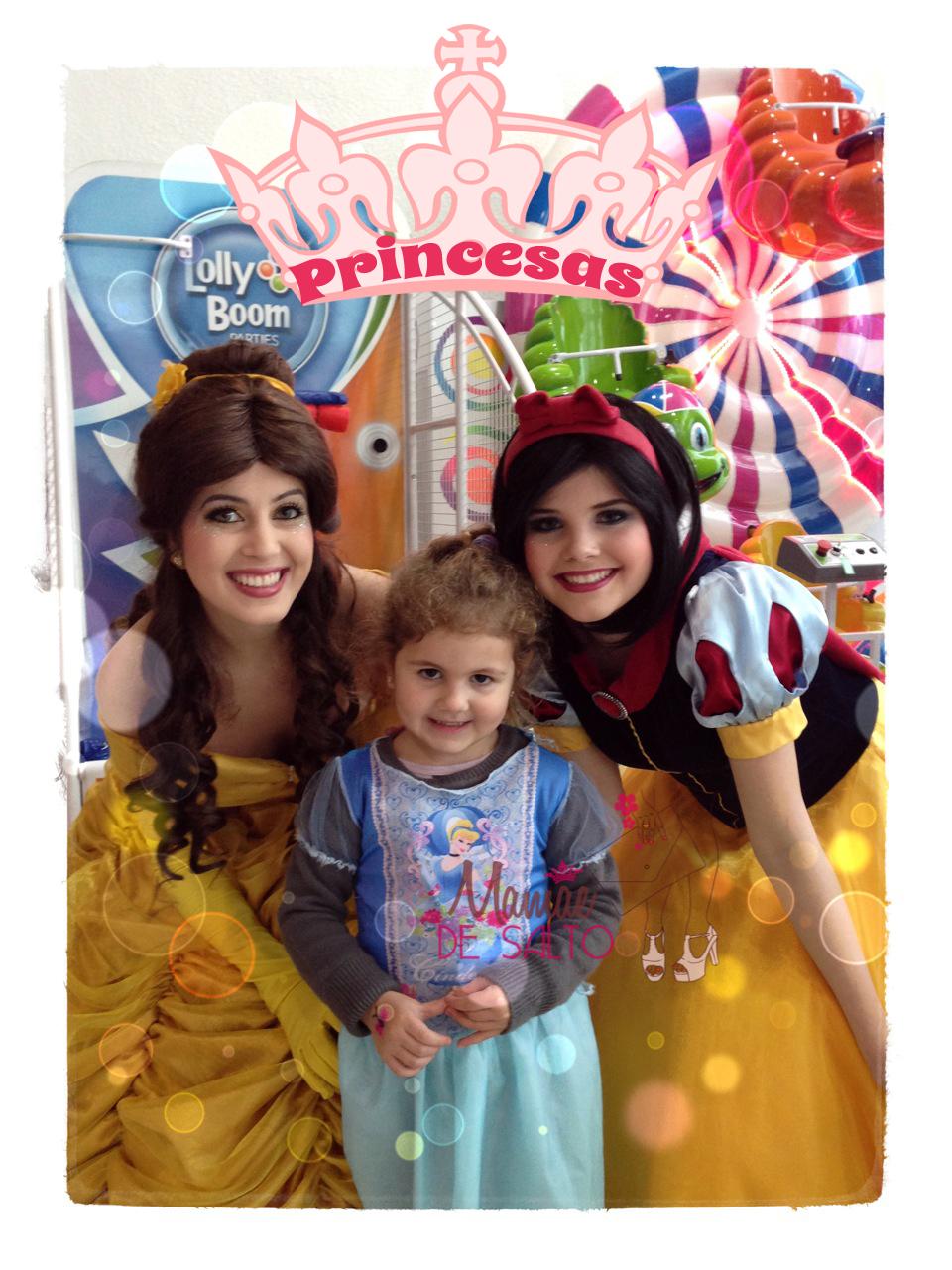 princesas bela, cinderela e branca de neve blog Mamãe de Salto ==> todos os direitos reservados