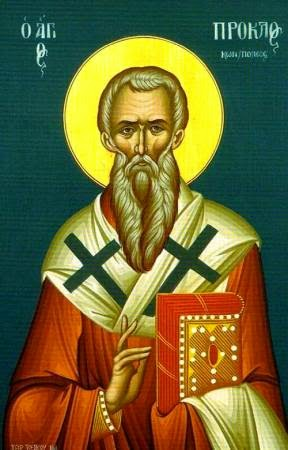 http://enlargingtheheart.wordpress.com/2014/01/15/proclus-of-constantinople-the-holy-mother-of-god-is-the-intended-paradise-of-the-second-adam/