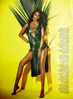 Lais Ribeiro HQ Pictures S Moda Magazine Photoshoot May 2014 By Jonas Bresnan