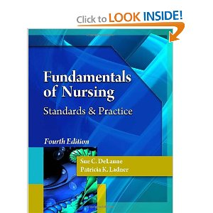 Fundamentals of Nursing (Delmar Cengage Learning) 4th Edition