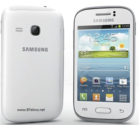 Harga Spesifikasi Samsung Galaxy Young S6310 terbaru, hp android model
