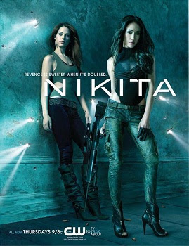 Assistir Nikita 2ª Temporada Online Dublado Megavideo