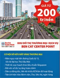 Dự án Bencat Center Point