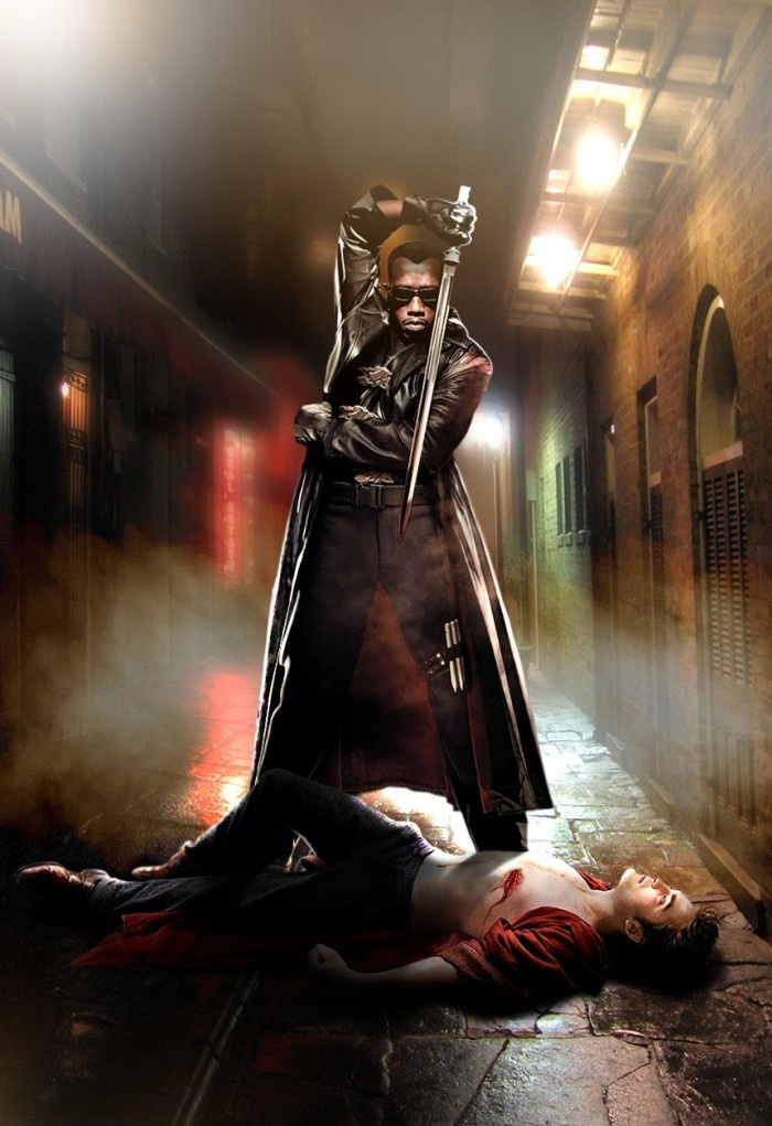 Blade vs Edward - The End
