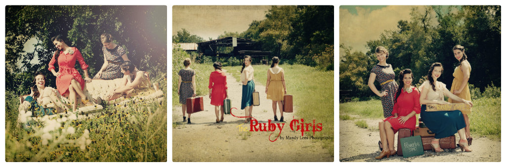 The Ruby Girls