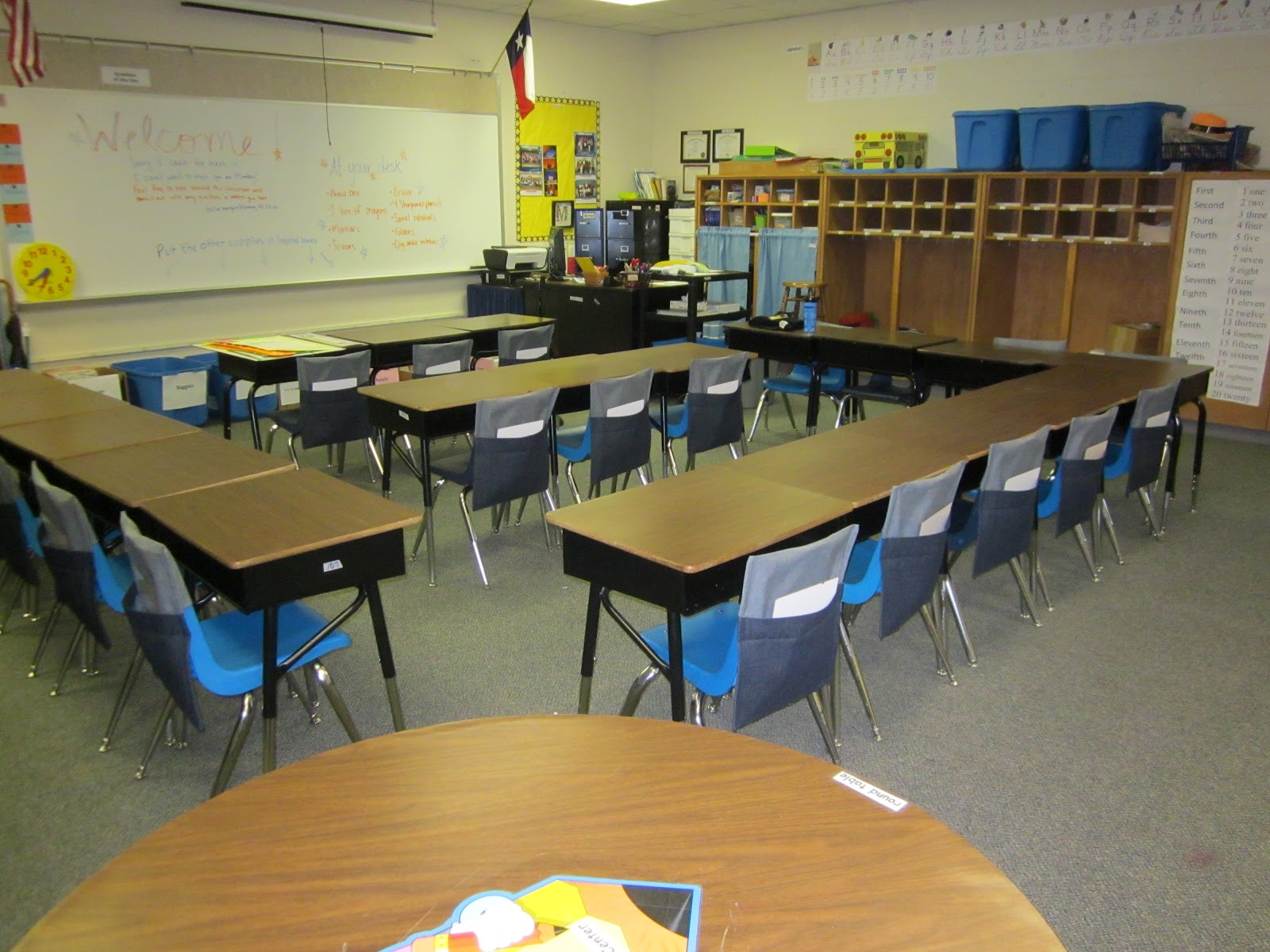 Classroom Seating Ideas ~ Classroom arrangement ideas for middle school
