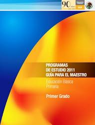 PROGRAMAS DE ESTUDIO 2011 ACTUALIZADOS