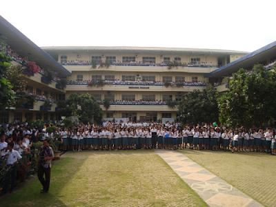 SMA Xaverius 1 Sekolah Terbaik
