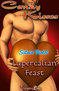 Lupercalian Feast by Silvia Violet