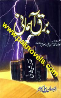 Barq e Asmani Bar Fitna e Shitani by Molana Muhammad Hussan Ali Rizwi