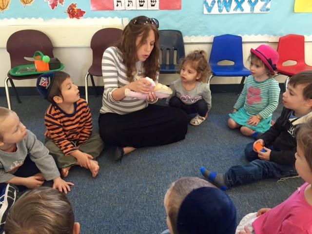 Gan Camarillo Preschool What Can We Learn From Trees Happy Tu B