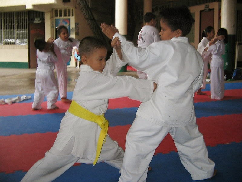 sports classes for kids