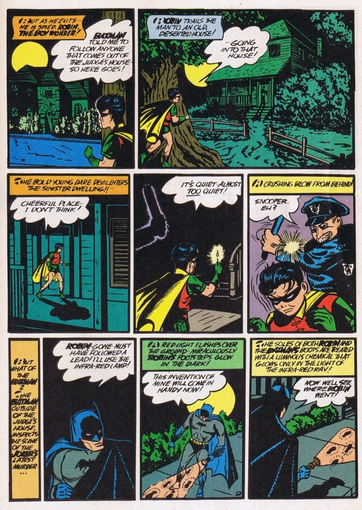 The great comic book heroes the jokers first appearance in batman if anything i think this story really shows off what an incredible talent bill finger was here he really captures the essence of the maniacal killer all in fandeluxe Images