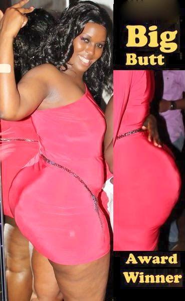 Le Kwa Ukwu! MEET Winner Of The Biggest Butt In Uganda [Photos ...
