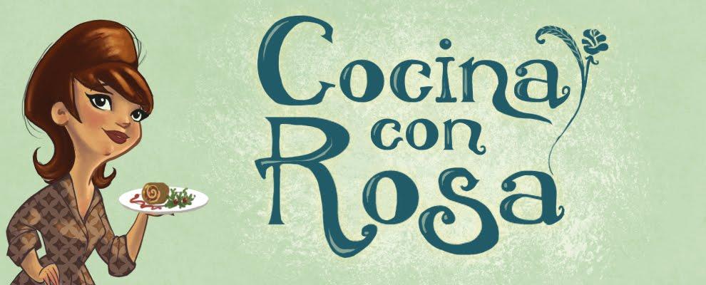 Cocina con Rosa