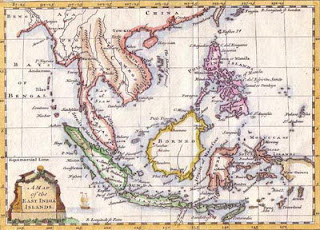 peta nusantara indonesia