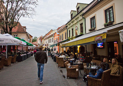 Zagreb centrul vechi