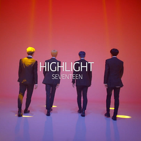 "SEVENTEEN - ""Highlight"""