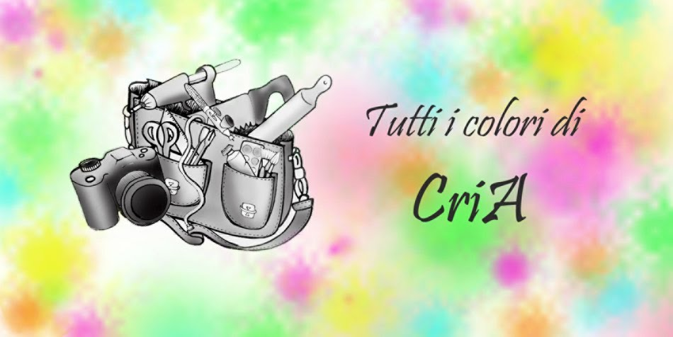 Tutti i colori di CriA