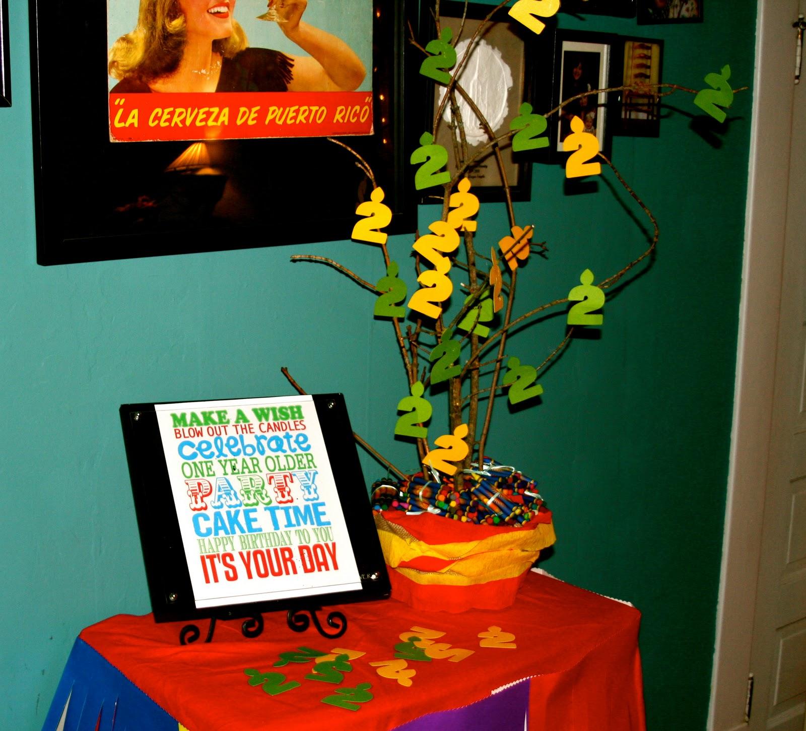 Crafy Indulgence: Elmo Party