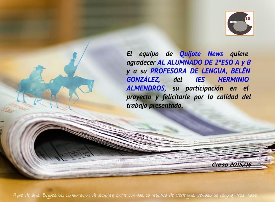 Quijote News