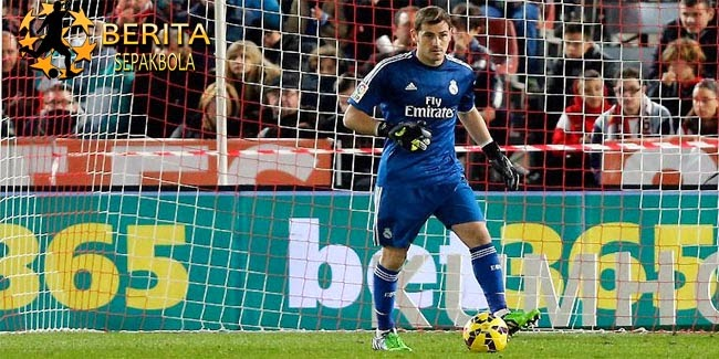 """Casillas Membuat Semuanya Lebih Mudah"""