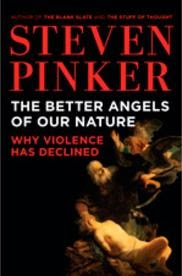 Steve Pinker The Better Angels Of Our Nature, Bill Gates top 10 books 2012, www.ruths-world.com