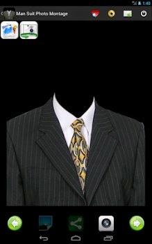 Man Suit Photo Montage android