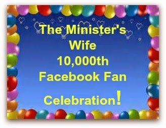 Enter the 10,000th Facebook Fan Celebration Giveaway. Ends 8/10.
