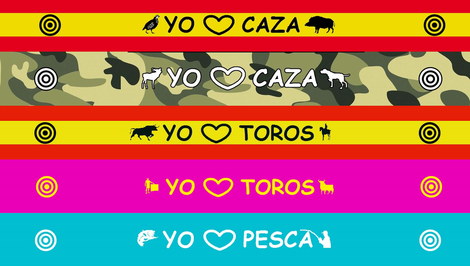 Pulseras TC