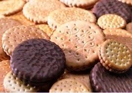 Resep Kue Kering Biskuit Lapis Coklat