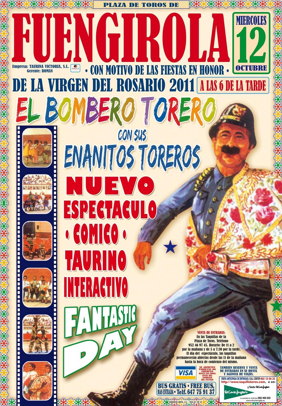 Notiferias Toros en Venezuela y el Mundo: El «Bombero Torero» se ...