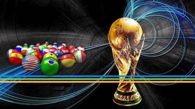صور ملاعب كأس العالم بالبرازيل من الفضاء