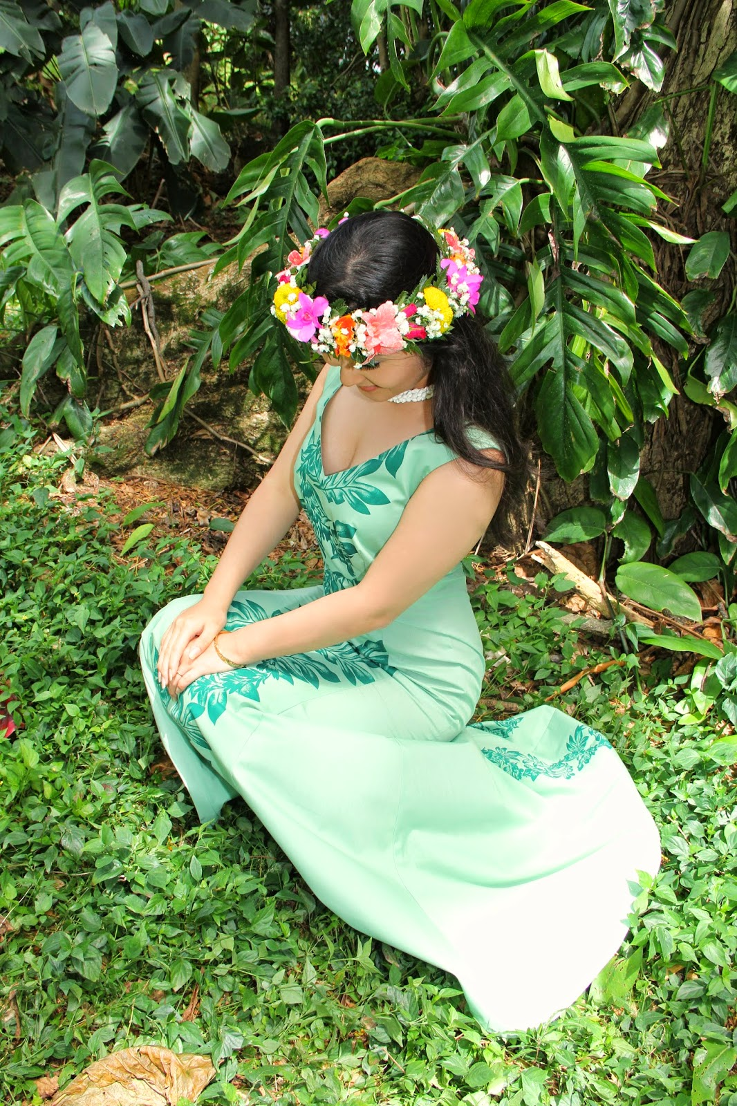 May Day is Lei Day in Hawaii @ www.elizabethmarieandme.com