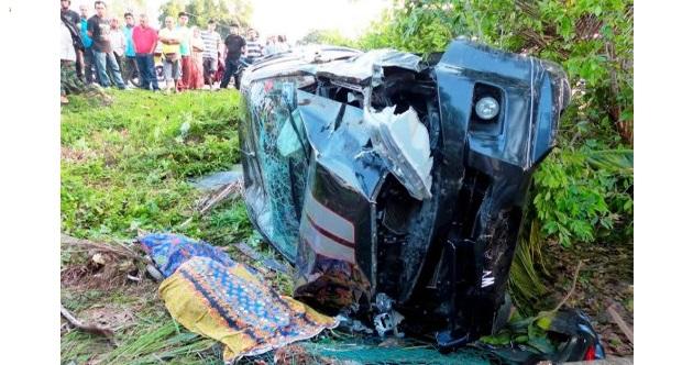 Jenazah kanak-kanak Mangsa kemalangan maut di jalan Kuala Terengganu dituntut keluarga......
