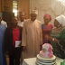 NEWS:  Aisha Buhari Throws Buhari a Birthday dinner at The State House in Abuja!