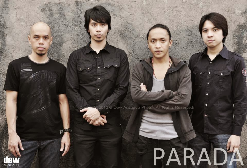 Hard Rock Rising 2014: PARADA