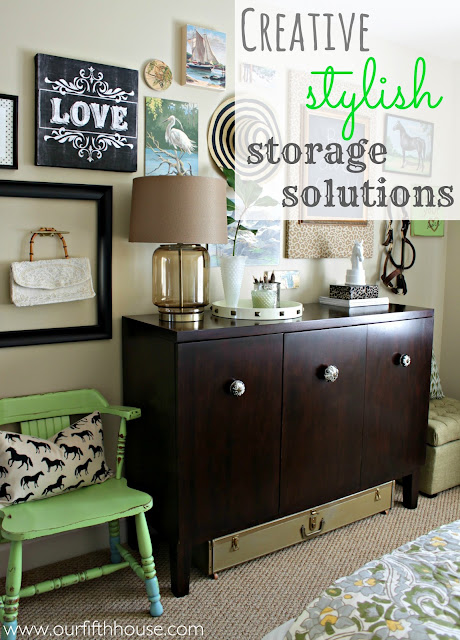 creative stylish storage solutions