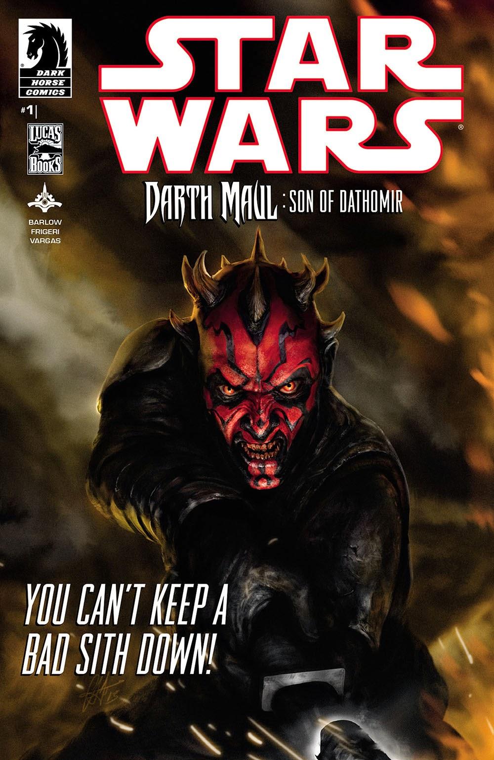 Star Wars Darth Maul Son Of Dathomir Pdf